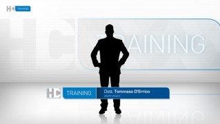 Uno studio televisivo virtuale per HC Training